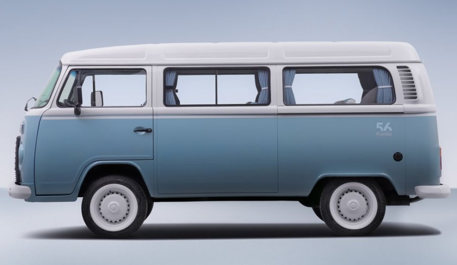 фото Volkswagen Kombi Last Edition 2013 сбоку