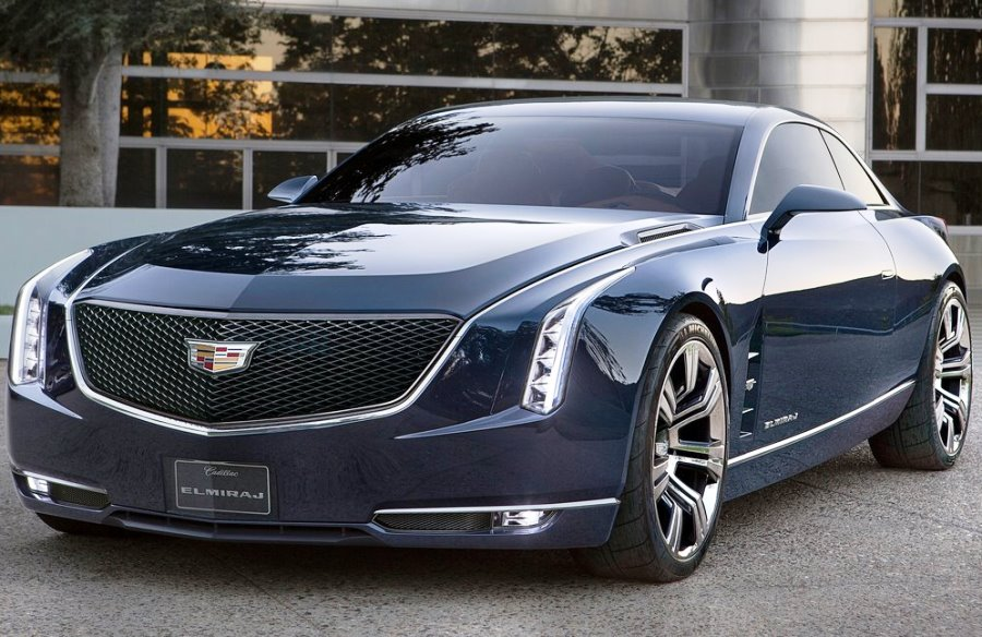 концепт Cadillac Elmiraj 2013