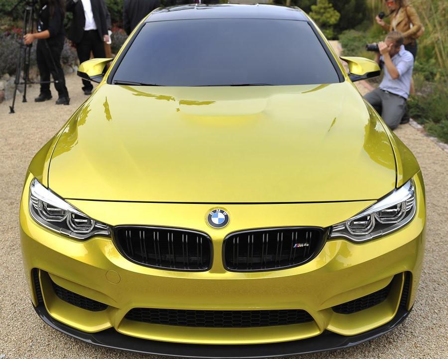 концепт купе BMW M4 2013