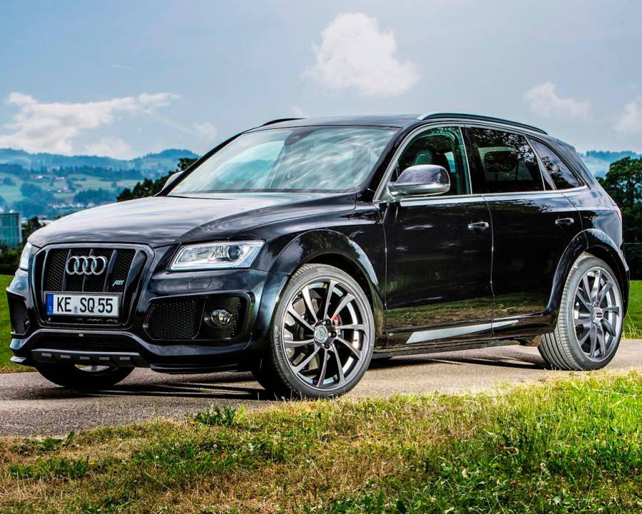 обвес Audi SQ5 TDI 2013 от ABT Sportsline