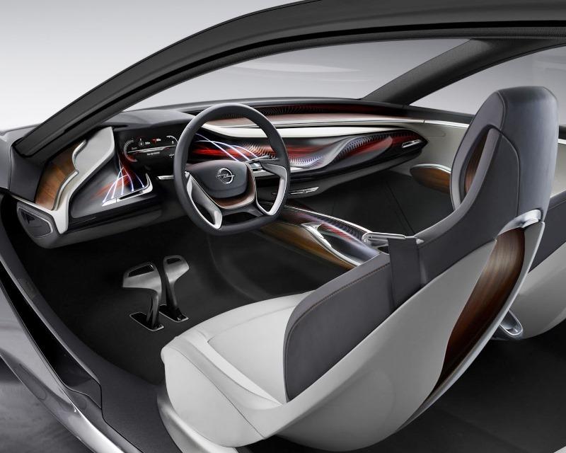 салон Opel Monza Concept 2013
