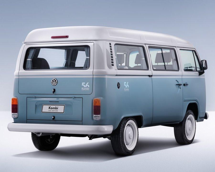 задние фонари Volkswagen Kombi Last Edition 2013