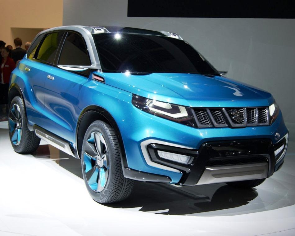 Концепт Suzuki iV-4 2013
