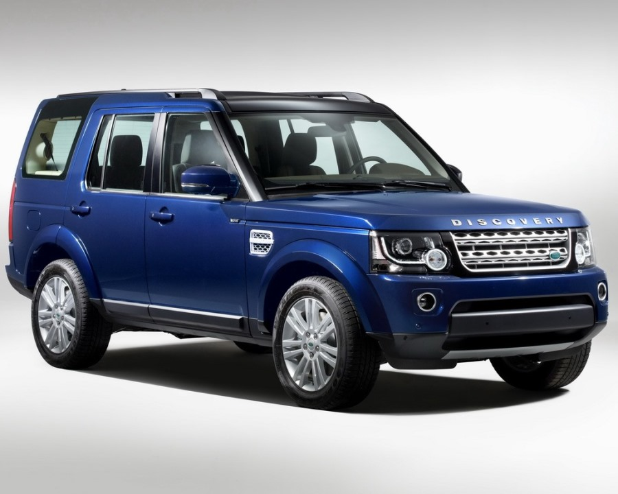 Land Rover Discovery 4 2014 колесные диски