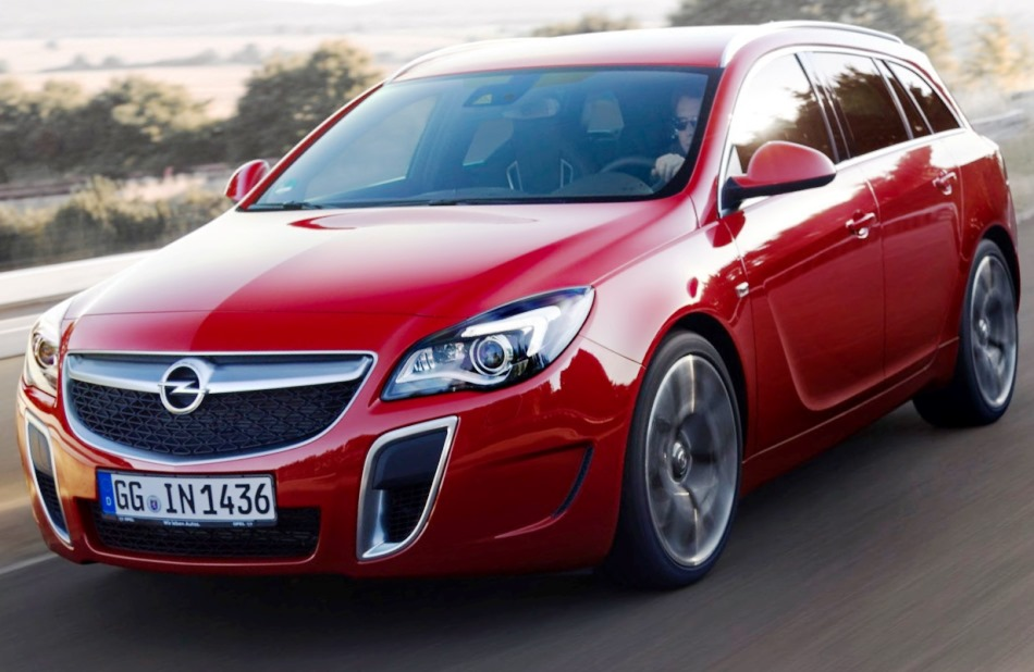 Opel Insignia OPC Sports Tourer 2014