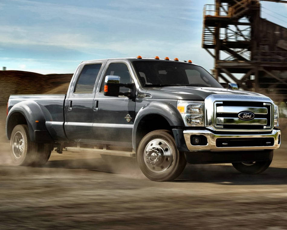 Пикап Ford F-Series Super Duty 2014