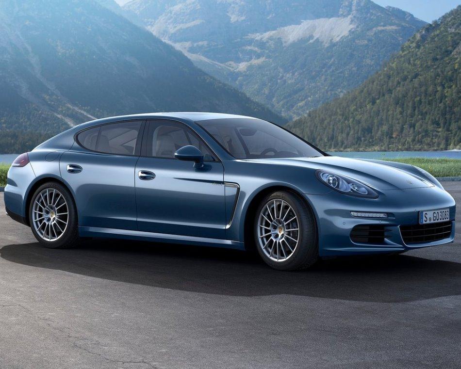 Porsche Panamera Diesel 2014