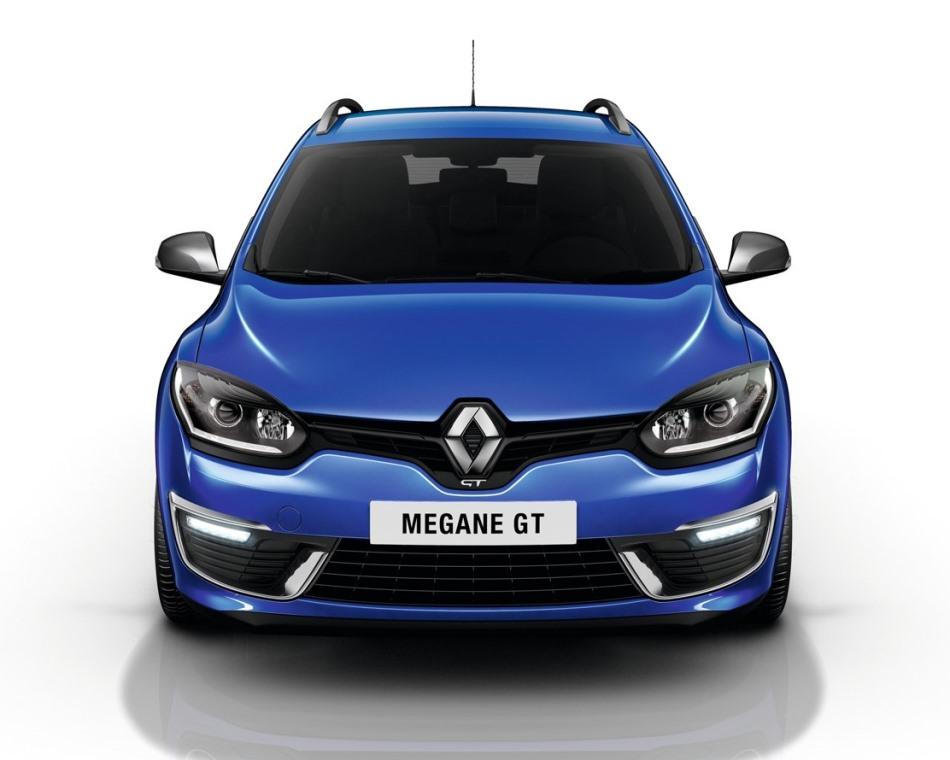 Renault Megane GT 2014