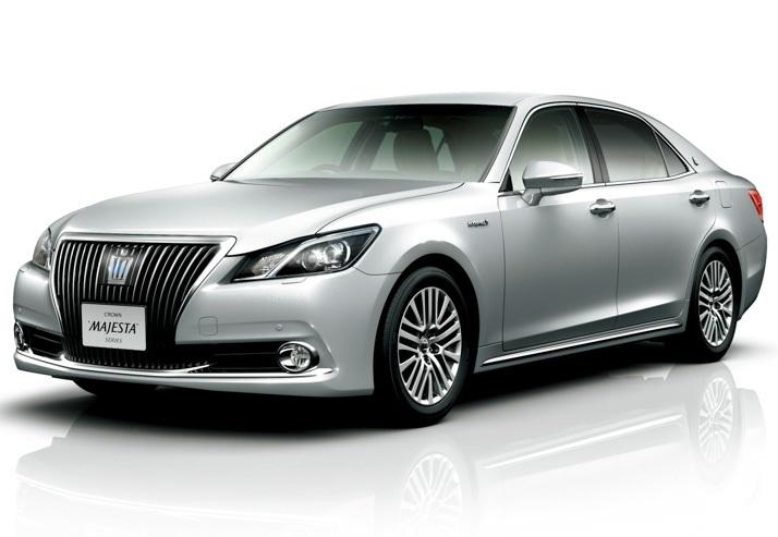 Toyota Crown Majestа 2014