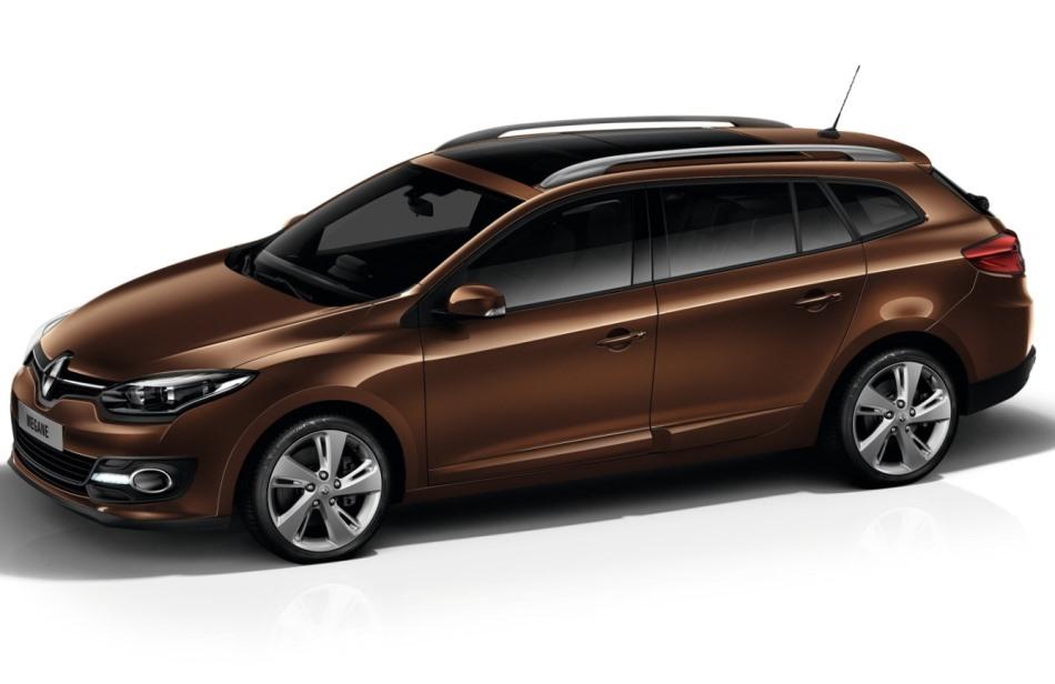 Универсал Renault Megane 2014