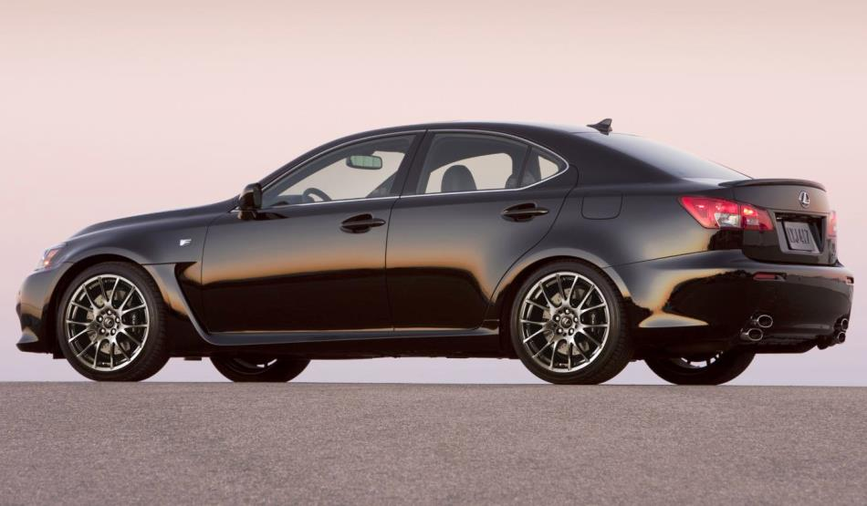 диски Lexus IS F 2014 года