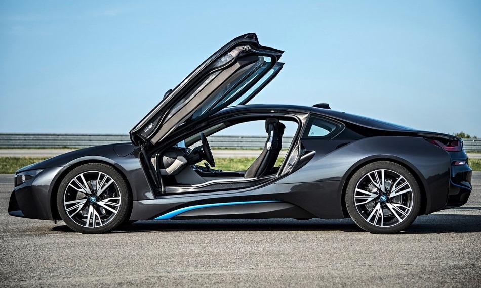 двери BMW i8
