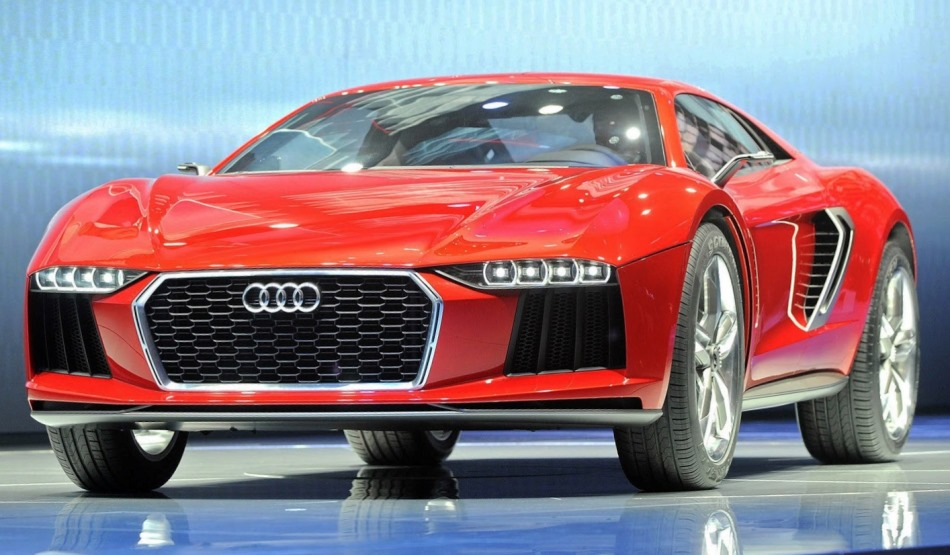 концепт Audi Nanuk Quattro 2013