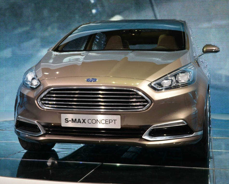 концепт Ford S-MAX 2013