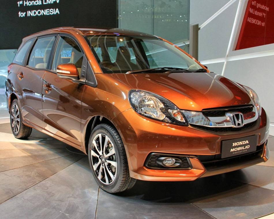 концепт Honda Mobilio 2013