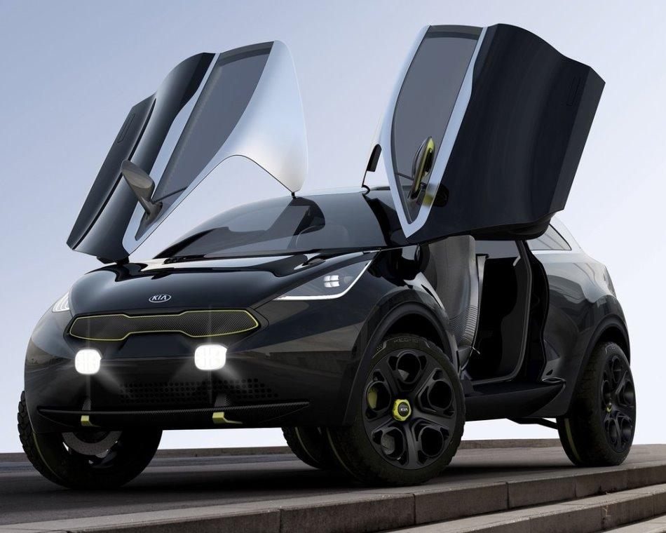 ламбо-двери Kia Niro Concept 2013