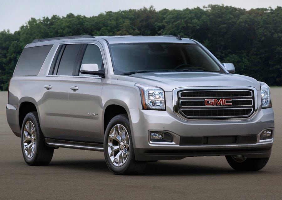 новый GMC Yukon XL 2015