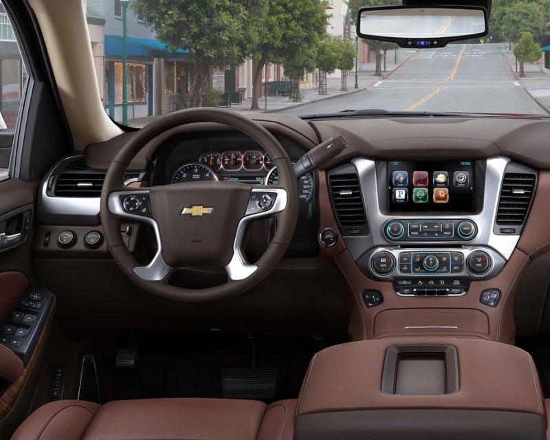 салон Chevrolet Tahoe 2015