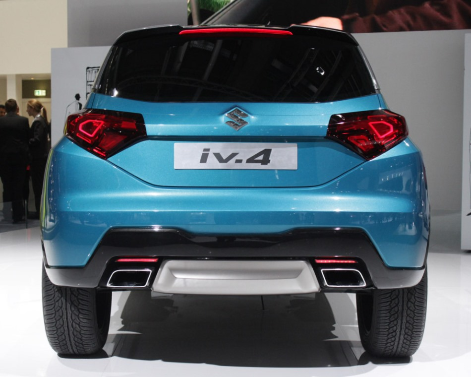 задние фонари Suzuki iV-4 Concept 2013
