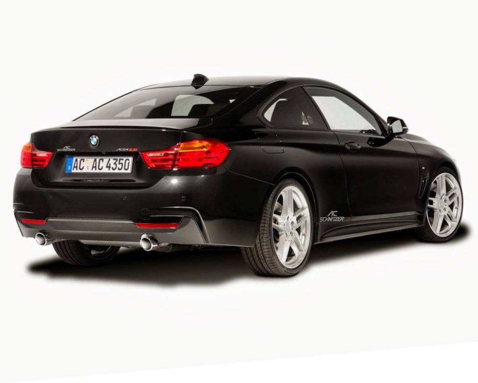 BMW 4-Series Coupe 2014 от AC Schnitzer