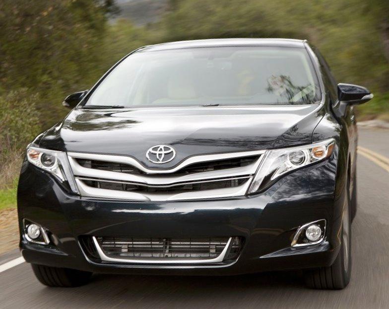 Toyota Venza 2013 отзывают в России