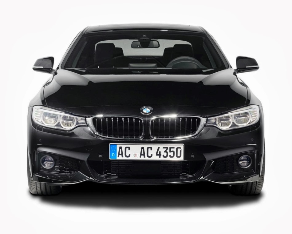 Тюнинг BMW 4-Series Coupe 2014