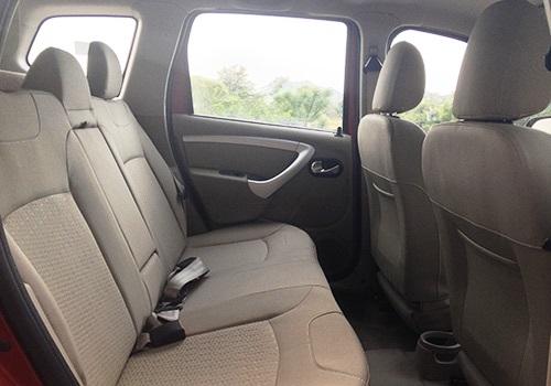 интерьер Nissan Terrano 2014