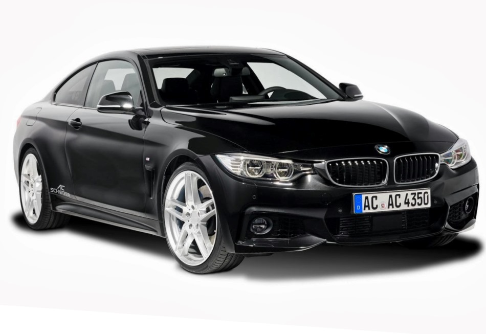 новые диски BMW 4-Series Coupe 2014 от AC Schnitzer