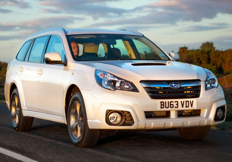 новый Subaru Outback 2014