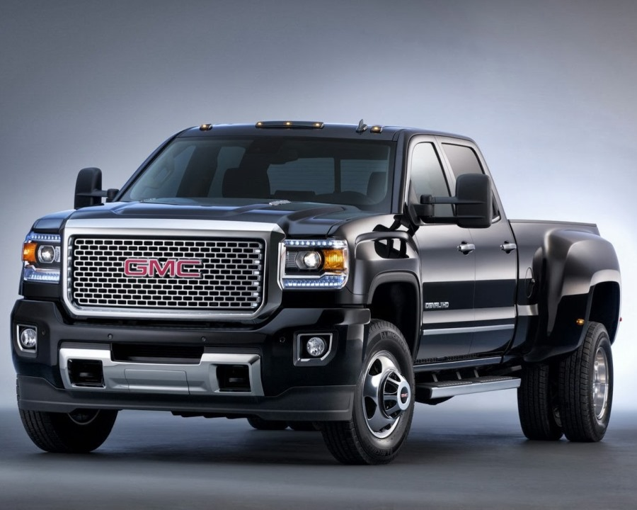 пикап GMC Sierra HD 2015