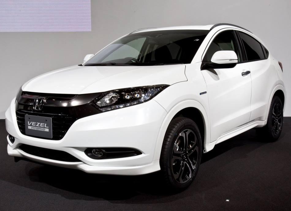 Honda CR-U (Vezel) 2014