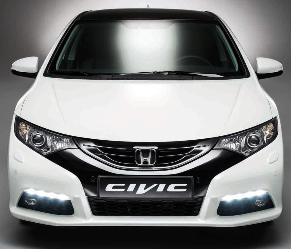 Honda Civic 2014 Хэтчбек