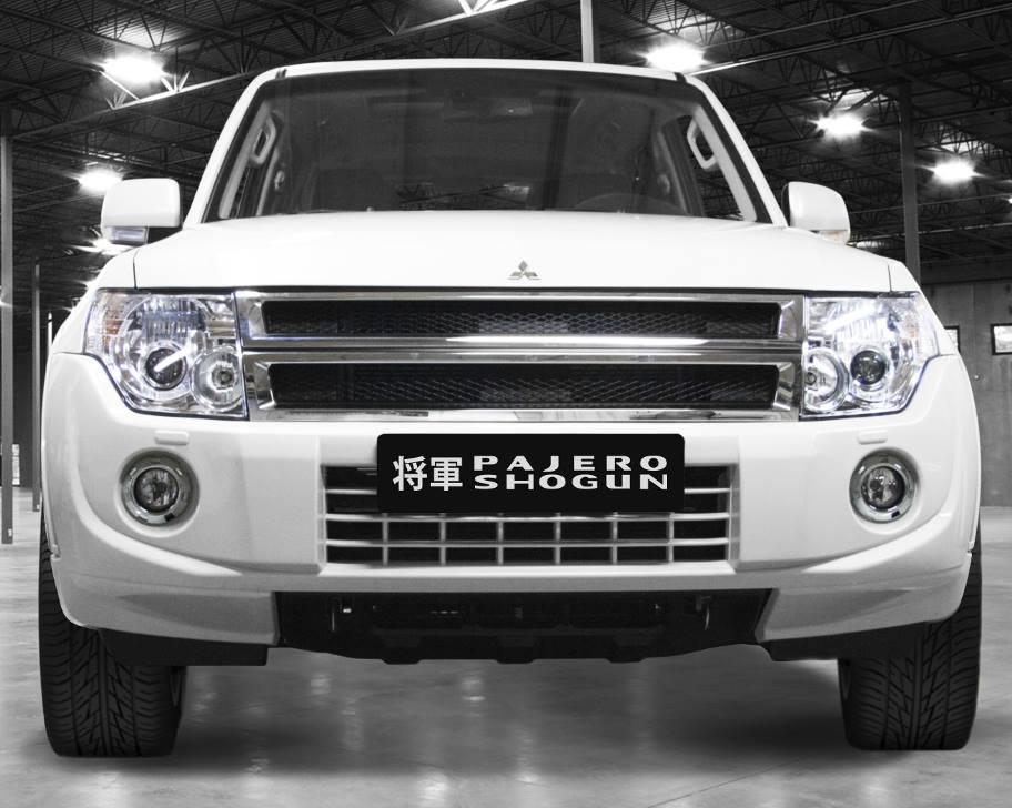 Mitsubishi Pajero Shogun 2013