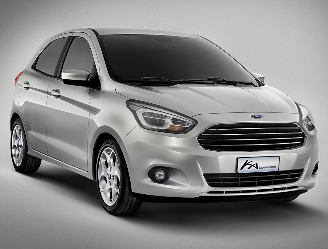 концепт Ford Ka 2013
