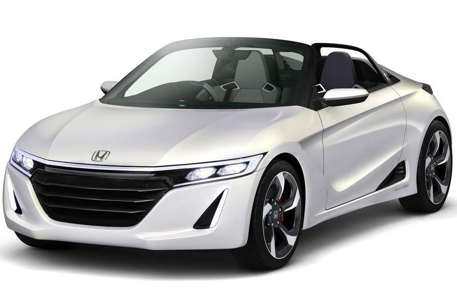 концепт Honda S660 2013