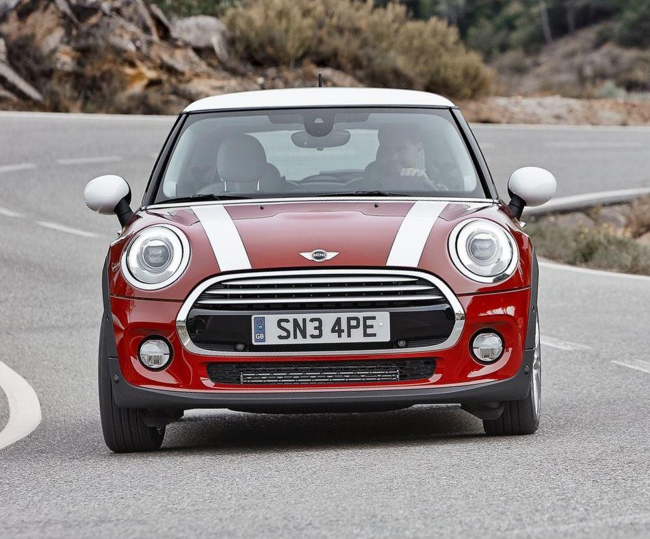 новый Mini Cooper 2014