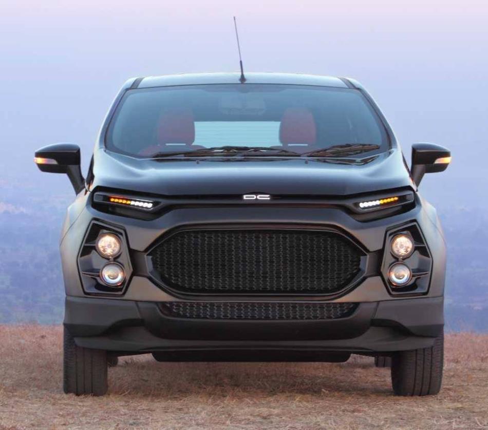 Ford EcoSport в тюнинге DC Design
