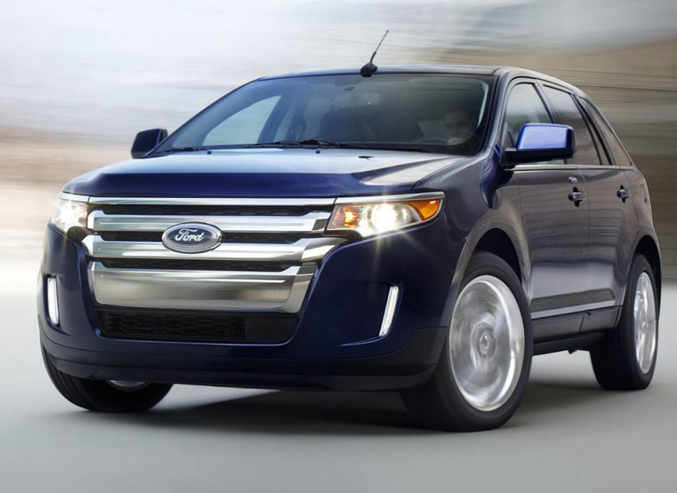 Ford Edge 2014 в России