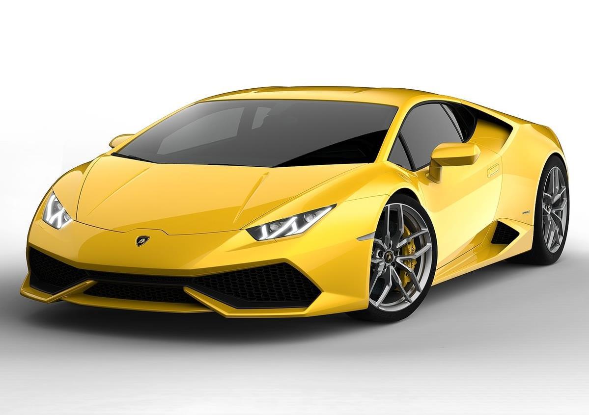 Фото Lamborghini Huracan LP610-4 2015 года