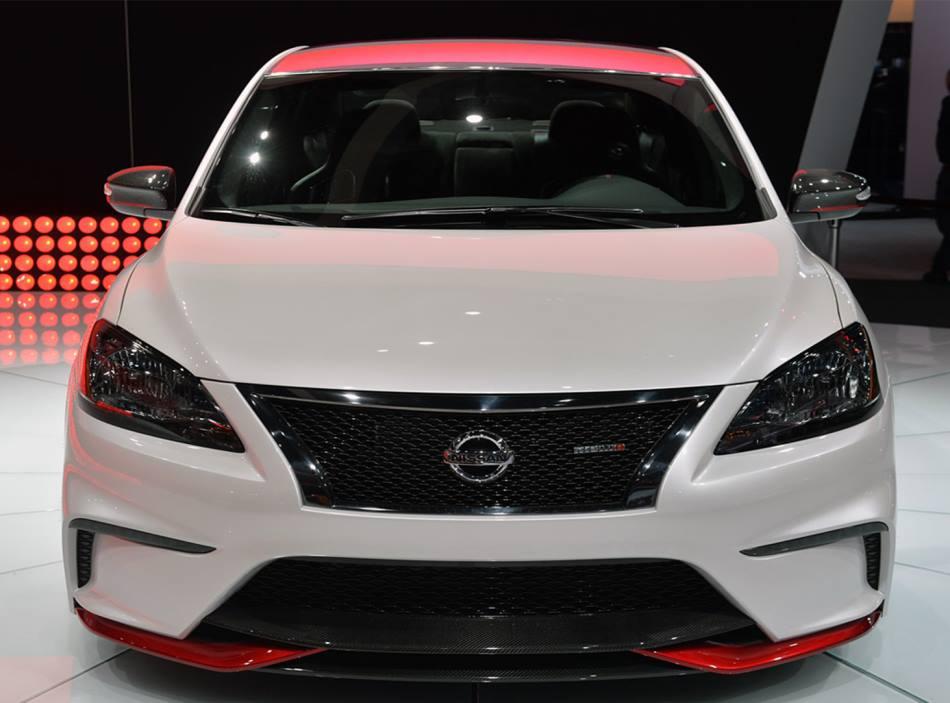 Концепт Nissan Sentra Nismo