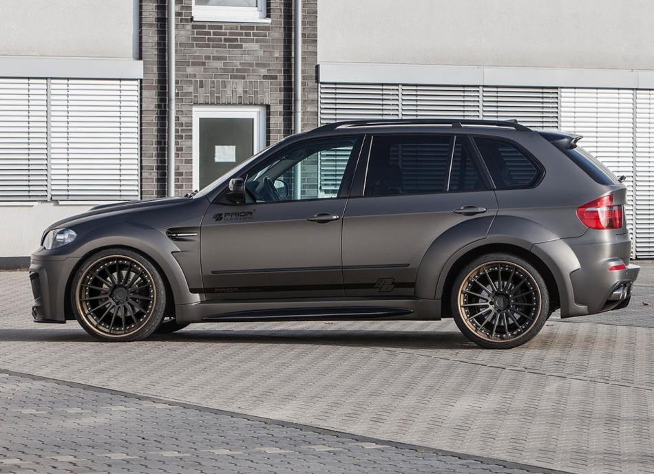 диски BMW X5 (E70) от Prior Design