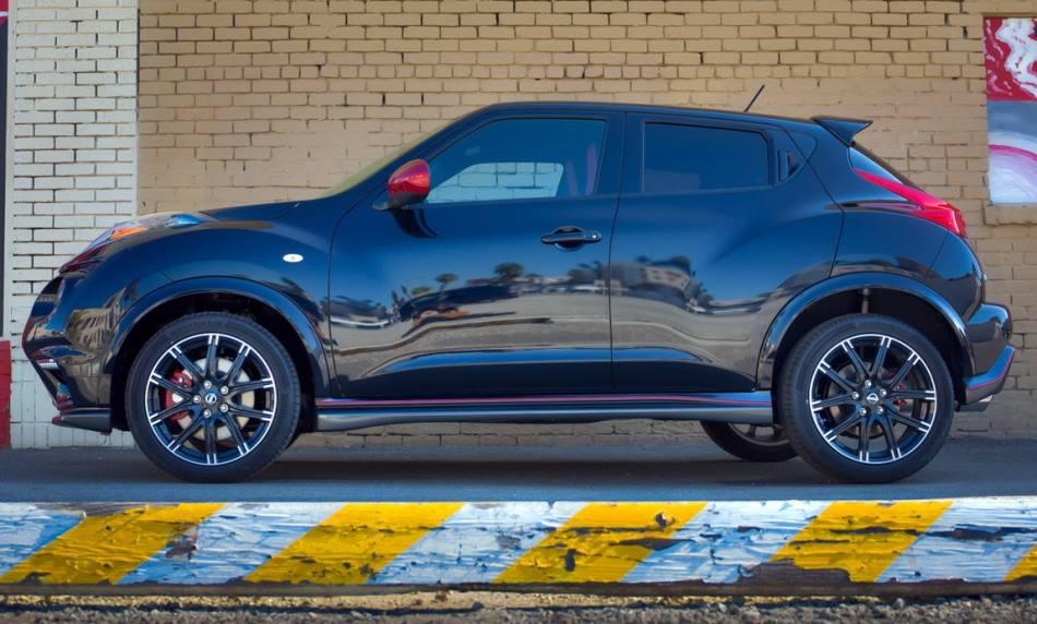 диски Nissan Juke Nismo RS 2015