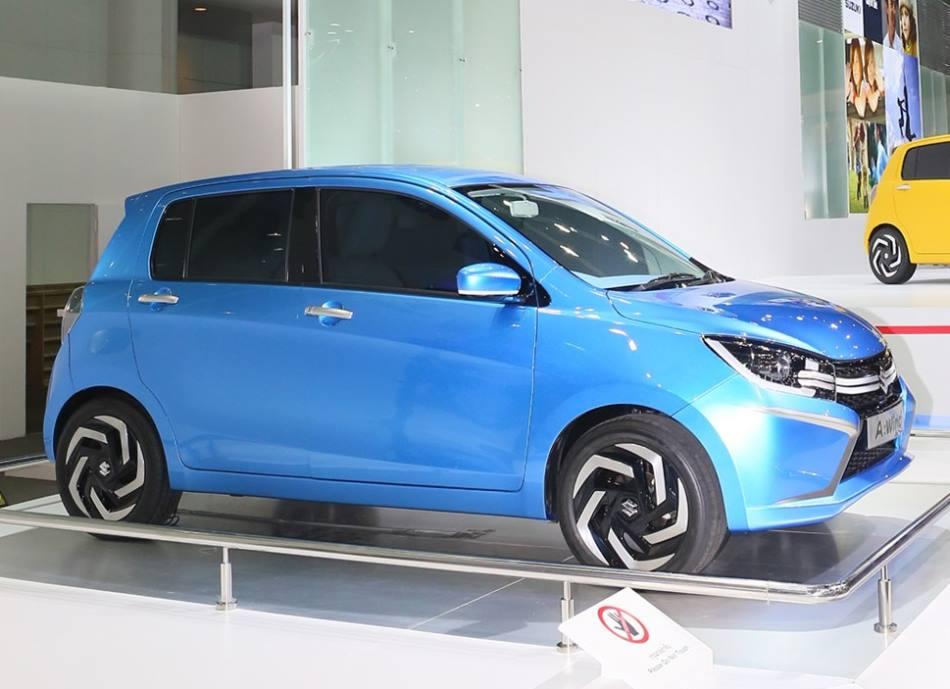 диски Suzuki A:Wind  2014