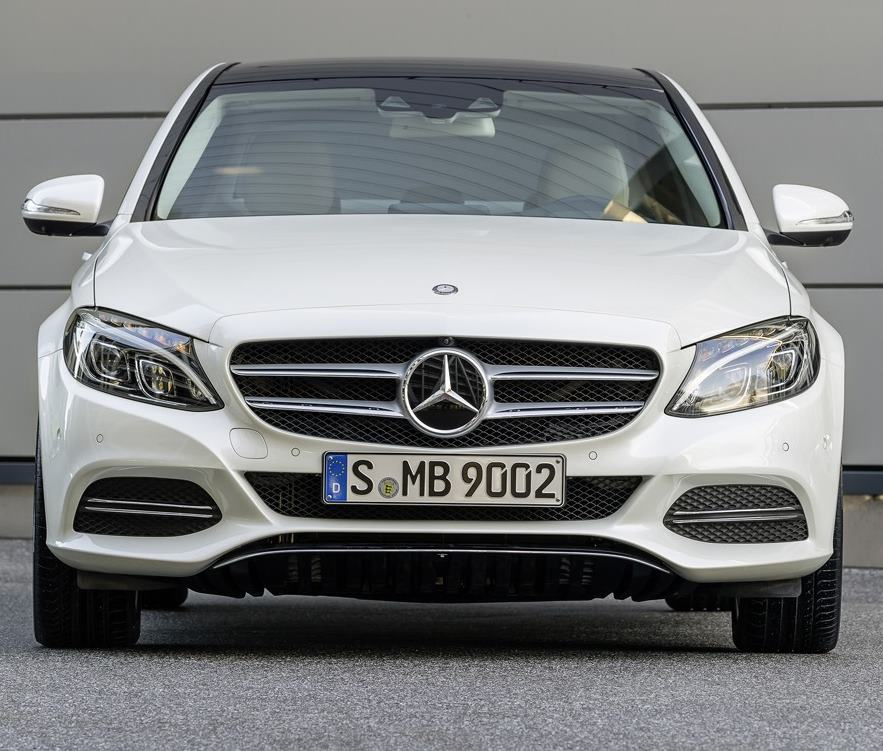 фото Mercedes C-Class 2015 года