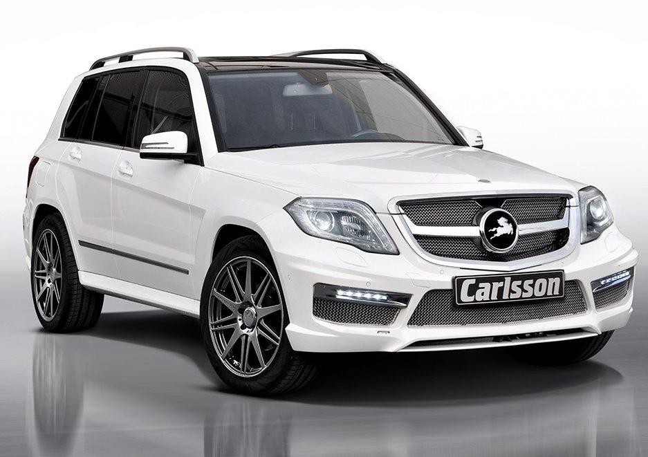 фото Mercedes GLK 2013 от Carlsson