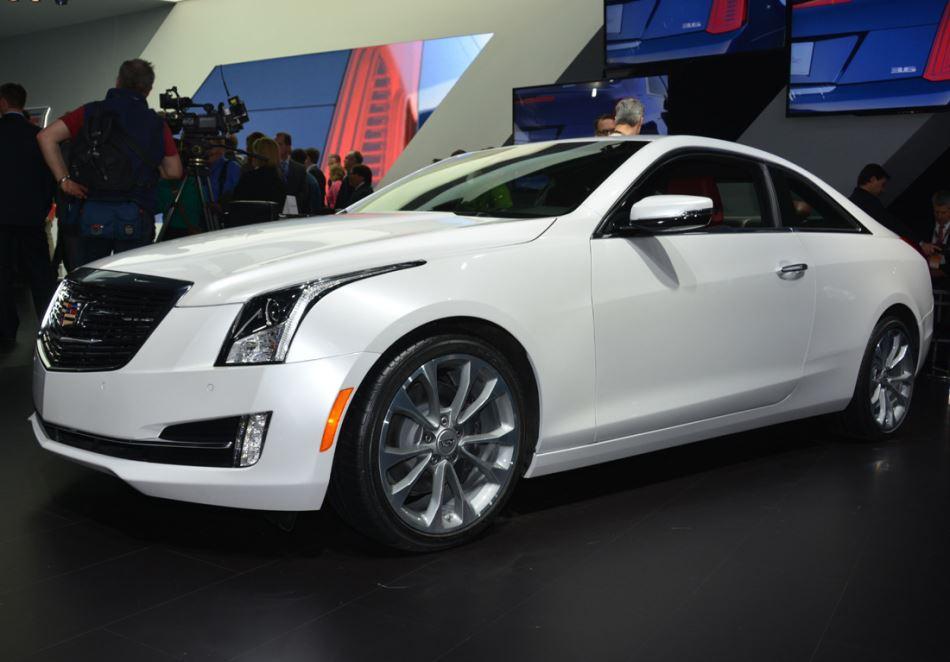 диски Cadillac ATS Coupe 2015