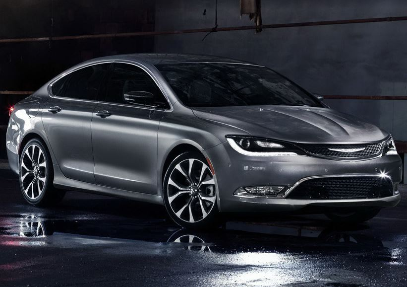 диски Chrysler 200 2015
