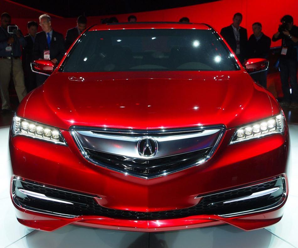 фото Acura TLX Concept 2014