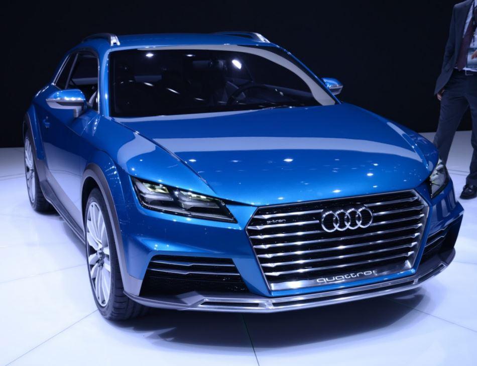 фото Audi Allroad Shooting Brake 2014