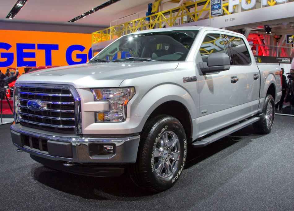 фото Ford F-150 2015